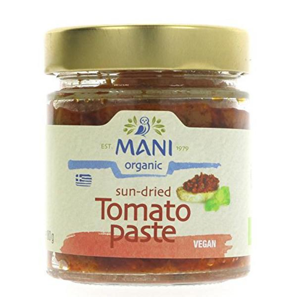Sun-Dried Tomato Paste Vegan, ORGANIC