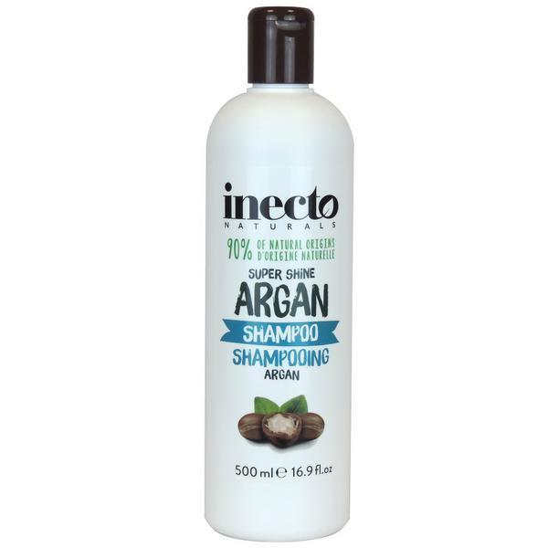 Super Shine Argan Shampoo Vegan