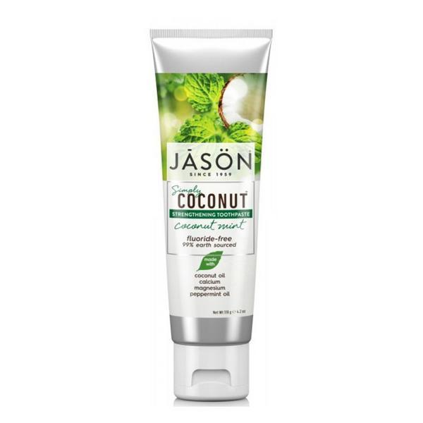Coconut & Mint Strengthening Toothpaste Vegan