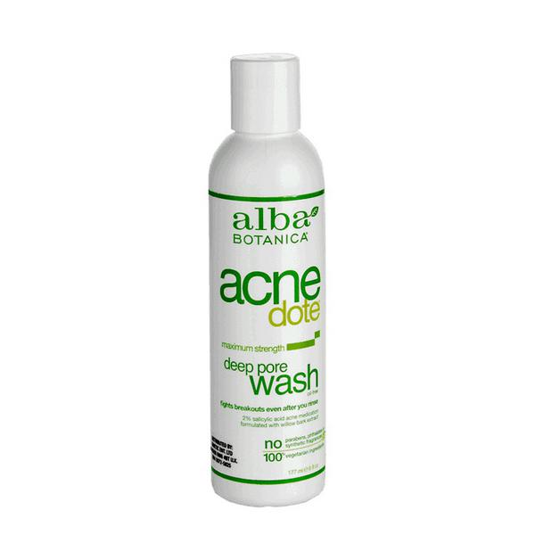 Acne Deep Pore Facial Wash