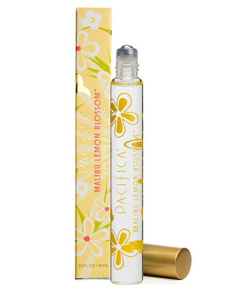 Malibu Lemon Blossom Roll On Perfume Vegan