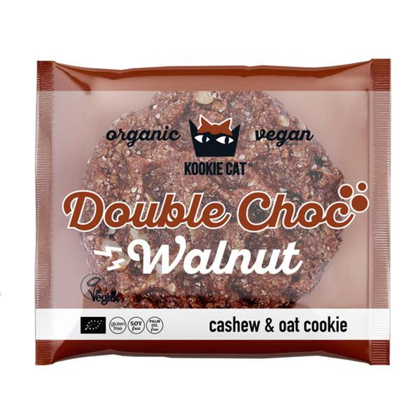 Cacao Nibs & Walnut Cookie Vegan, ORGANIC