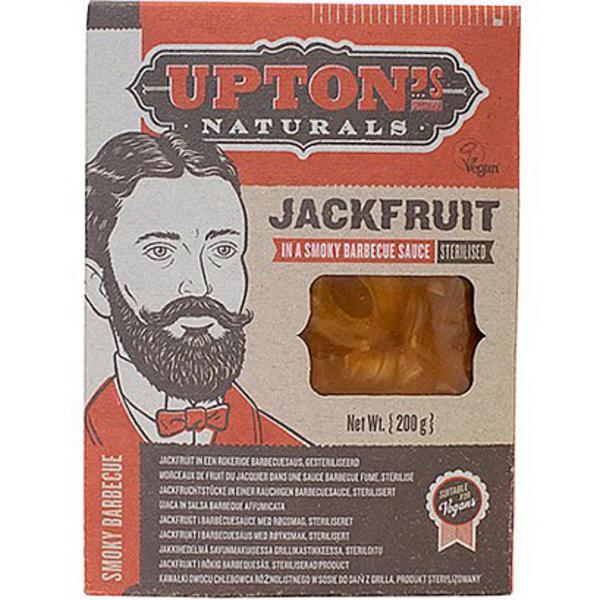 Jackfruit in Smokey Barbecue Upton's Natural