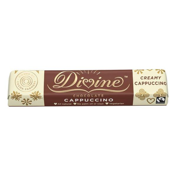 Cappuccino White & Milk Chocolate FairTrade