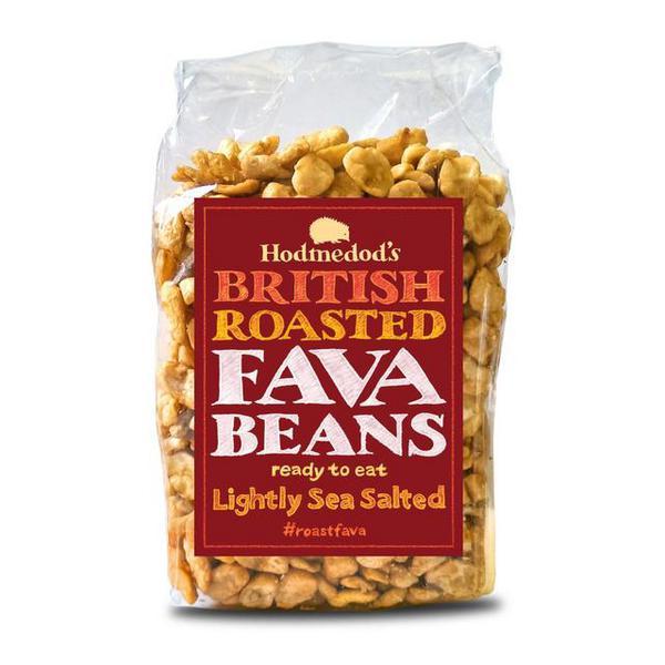 Roasted Fava Beans Sea Salted
