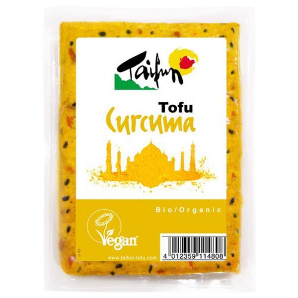 Curcuma Tofu Vegan, ORGANIC