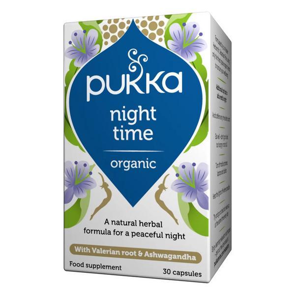 Night Time Blend Supplement ORGANIC