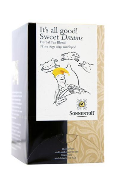 Sweet Dreams Tea ORGANIC