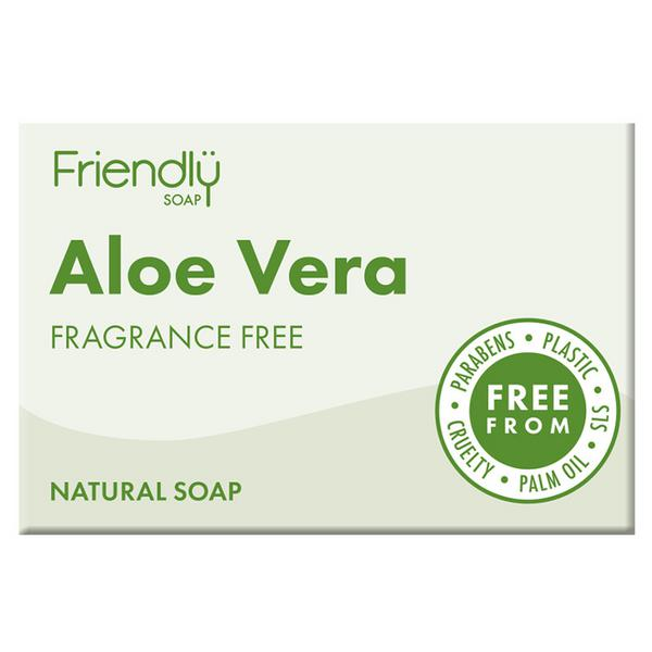 Aloe Vera Soap Vegan