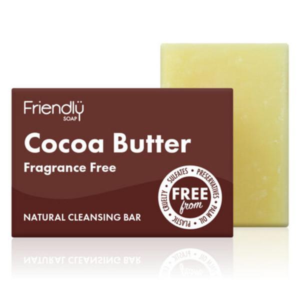 Cocoa Butter Facial Cleanser Vegan