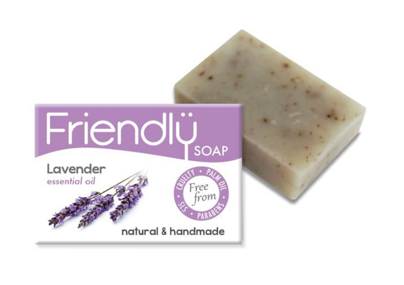 Lavender Soap Vegan