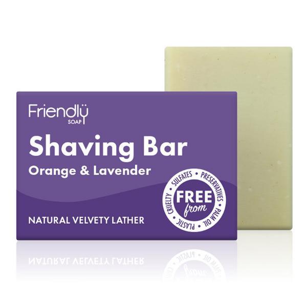 Shaving Soap Vegan