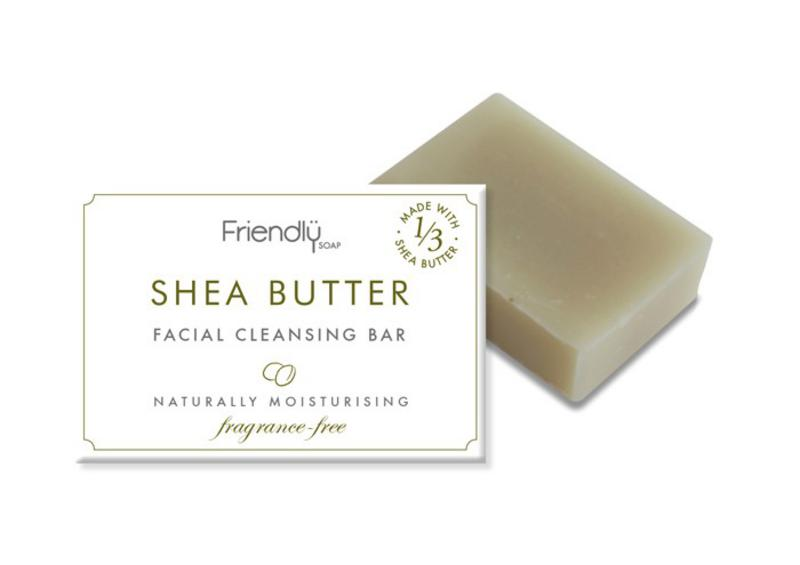 Shea Butter Facial Cleanser Vegan