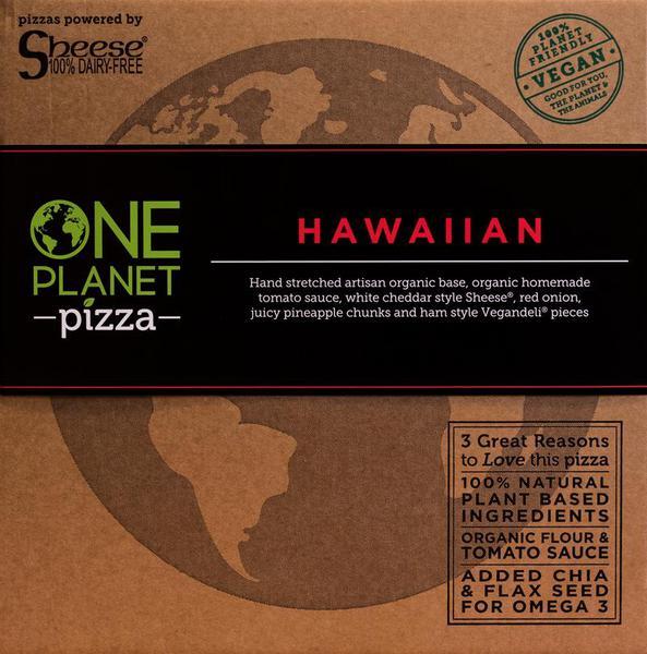 Hawaiian Pizza Vegan