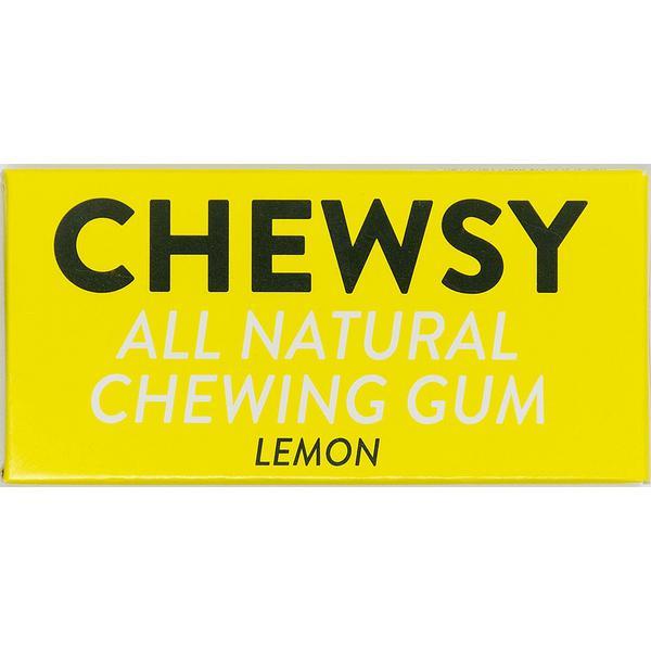 Chewsy Lemon Xylitol Gum