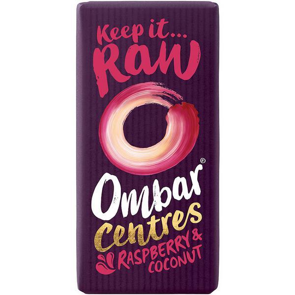 Raspberry & Coconut Raw Chocolate ORGANIC