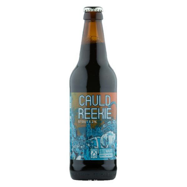 Cauld Reekie Beer ORGANIC