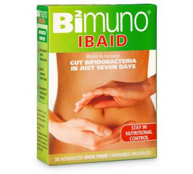 IBAID Chewable Prebiotic Pastilles Supplement