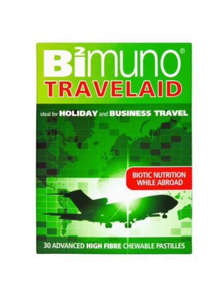 Bimuno Travel Chewable Digestive Aid