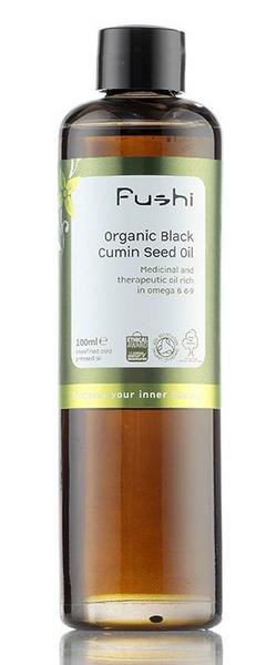 Black Cumin Seed Essential Oil ORGANIC
