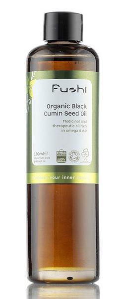 Black Cumin Seed Essential Oil ORGANIC