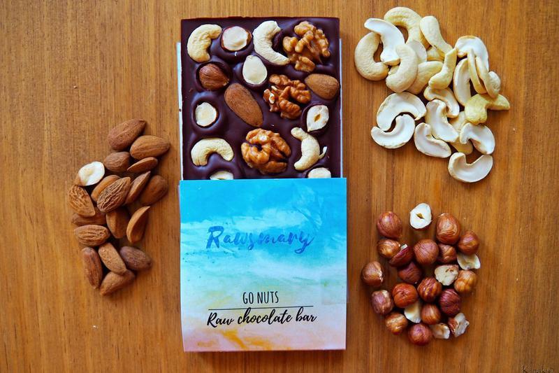 Go Nuts Raw Chocolate Gluten Free, Vegan