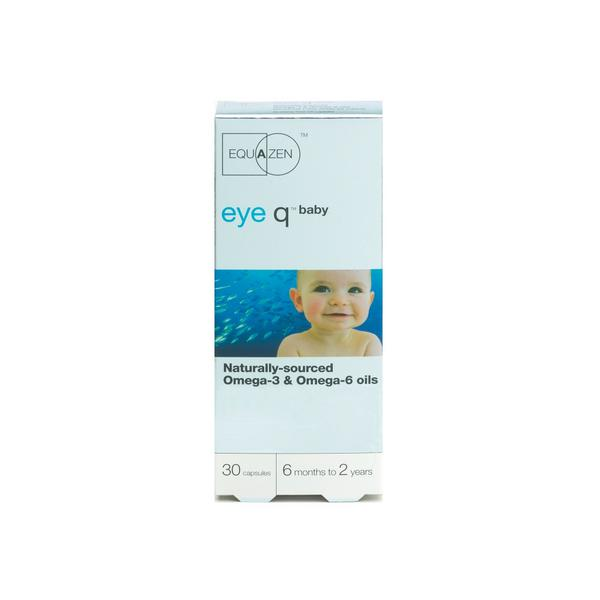 Eye Q Baby Omega 3 & Omega 6 Fish Oil