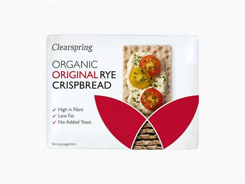 Rye Crispbreads ORGANIC