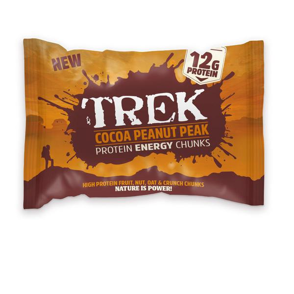 Cocoa & Peanut Peak Protein Snackbar Gluten Free, Vegan