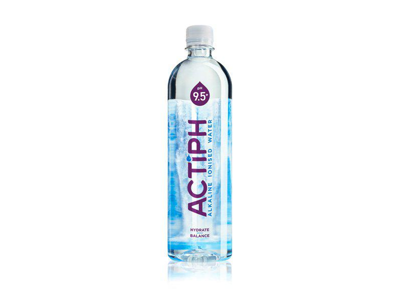 Alkaline Ionised Water