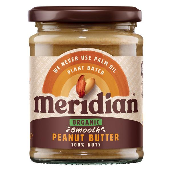 Smooth Peanut Butter 100% no added salt, no sugar added, Vegan, ORGANIC