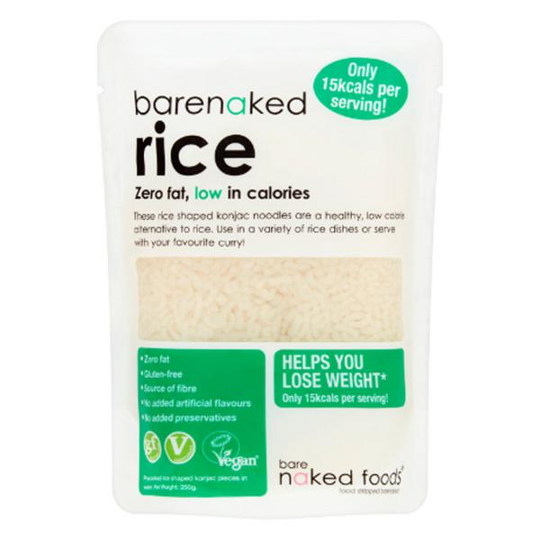 Low Calorie Rice Gluten Free