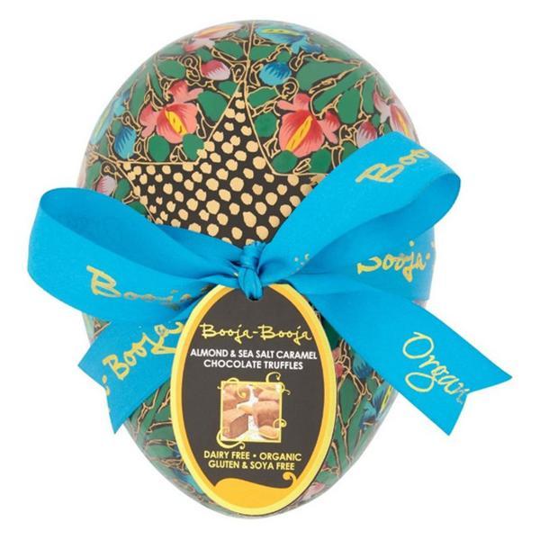 Almond & Sea Salt Easter Egg Vegan, ORGANIC