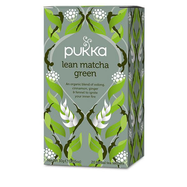 Lean Matcha Green Tea ORGANIC