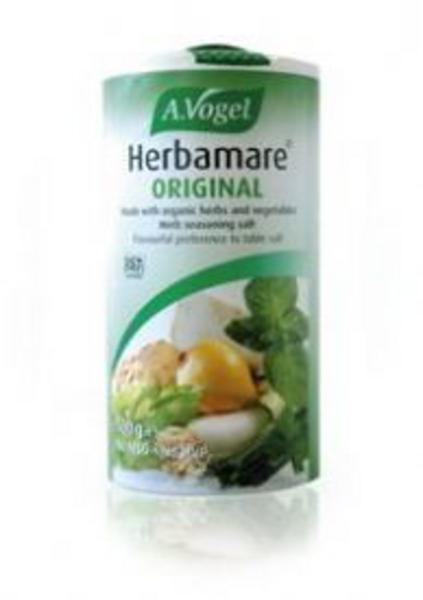 Herbamare Sea Salt Vegan, ORGANIC
