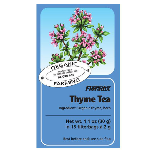 Thyme Tea ORGANIC