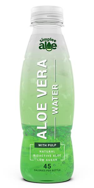 Aloe Vera Water With Pulp
