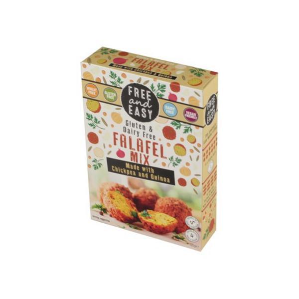 Falafel Mix With Chickpea & Quinoa Gluten Free, Vegan