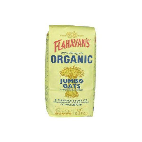 Jumbo Oat Flakes Vegan, ORGANIC