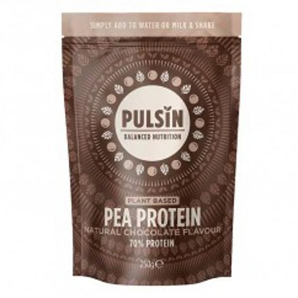 Chocolate Pea Protein sugar free, Vegan