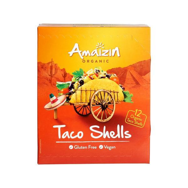 Tortilla Taco Shells Gluten Free, ORGANIC