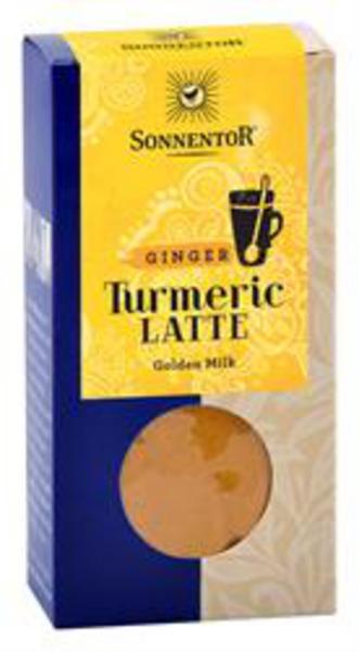 Turmeric & Ginger Latte Drink ORGANIC