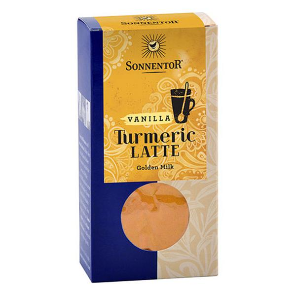 Turmeric & Vanilla Latte Drink ORGANIC