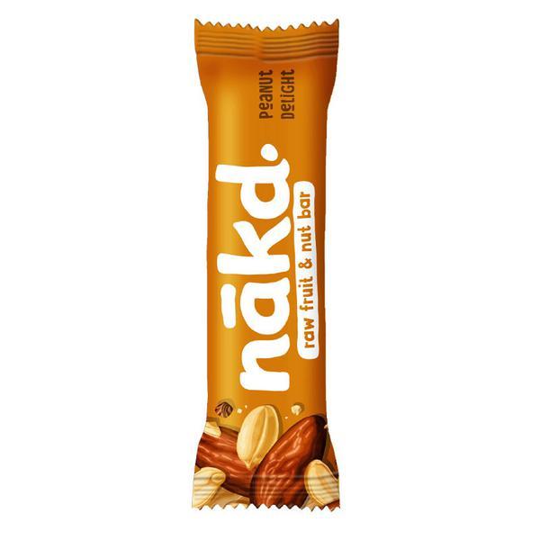 Peanut Delight Snackbar Vegan