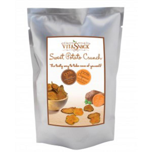 Sweet Potato Crisps Gluten Free, Vegan, ORGANIC