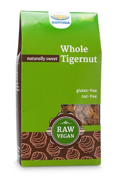 Tiger Nuts Vegan, ORGANIC