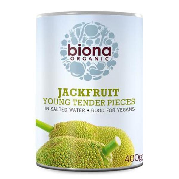 Jackfruit in Salted Water Vegan, ORGANIC