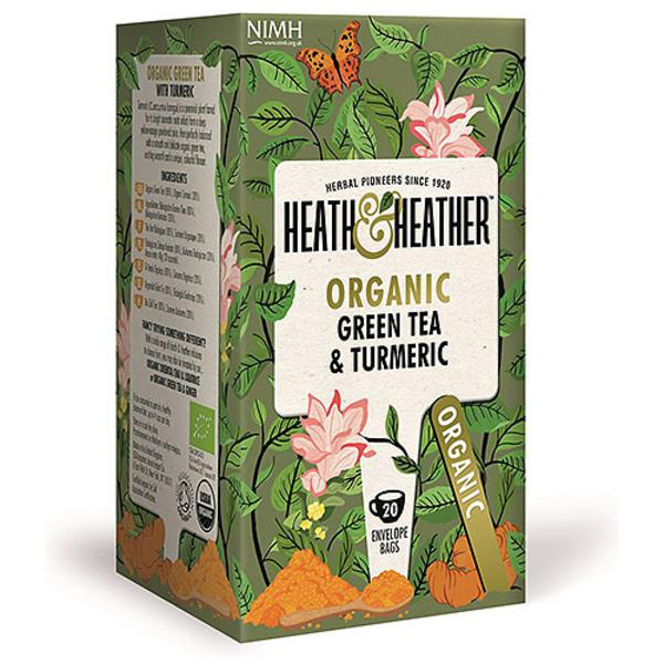 Green Tea Turmeric ORGANIC