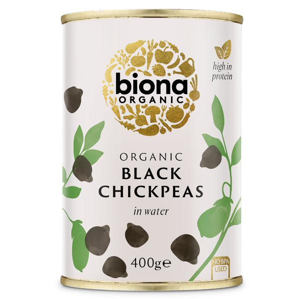 Chickpeas Black Vegan, ORGANIC