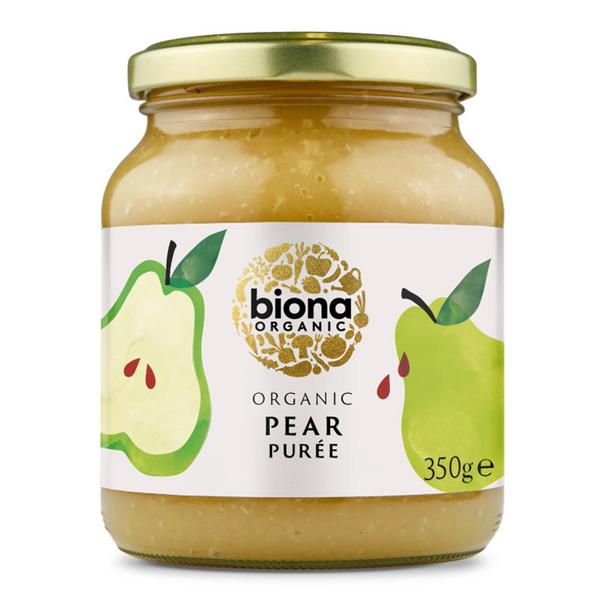 Pear Puree Vegan, ORGANIC
